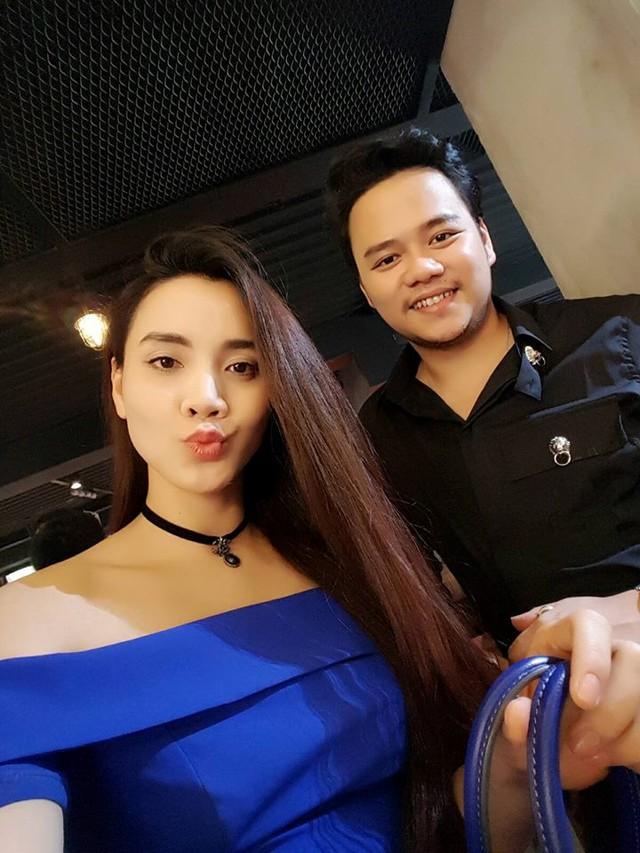 Trang Nhung tổ chức đám cưới vào năm 2016 khi con gái tròn 1 tuổi.