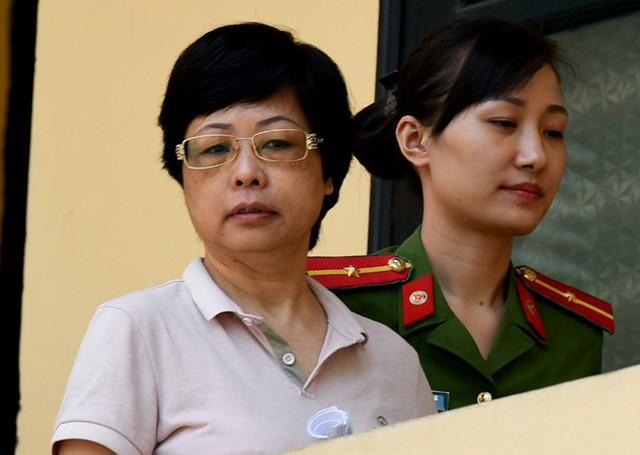 Bị cáo Châu Thị Thu Nga. Ảnh: Việt Hùng.