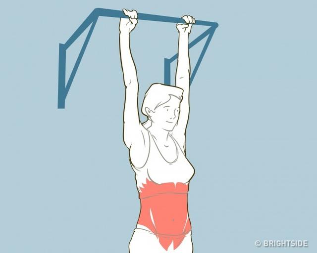 Những bài tập chiều cao giúp bạn cao lên nhanh chóng trong tuổi dậy thì - Ảnh 3.