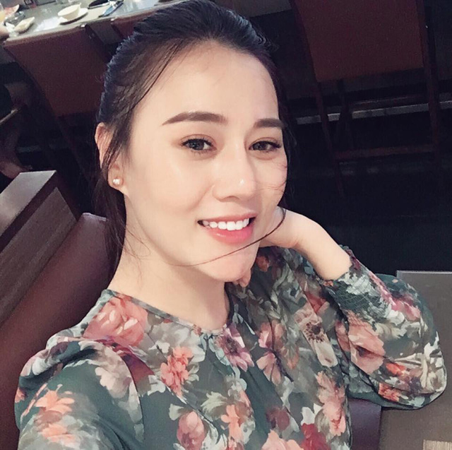 Nhan sắc ngọt ngào của Phương Oanh Ngược chiều nước mắt.