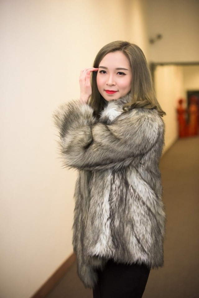Bảo Linh sở hữu vẻ đẹp không hề thua kém những hot girl đình đám.