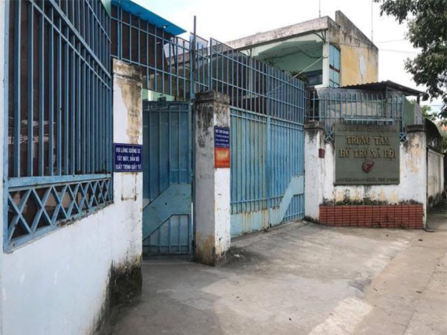 """Trung tâm xã hội nơi hai cô gái bị """"nhốt"""" 1 tuần trước khi được cho hồi gia"""