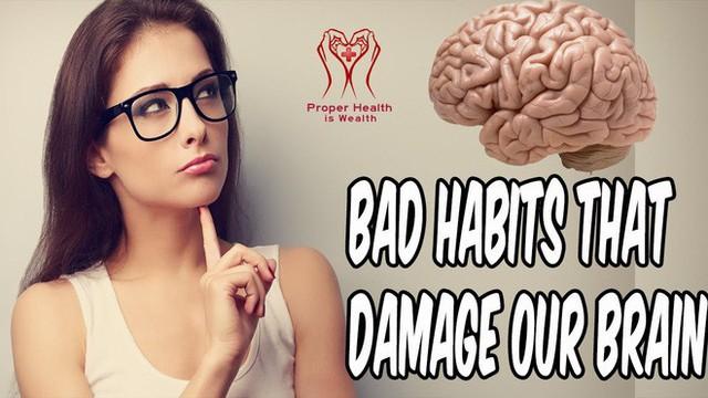 Điều gì cũng có nguyên do của nó, đó chính là lý do không phải tự nhiên mà não bạn khỏe mạnh.