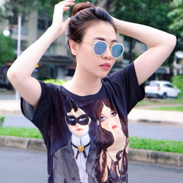 Đàm Thu Trang là tình mới của Cường Đô La.