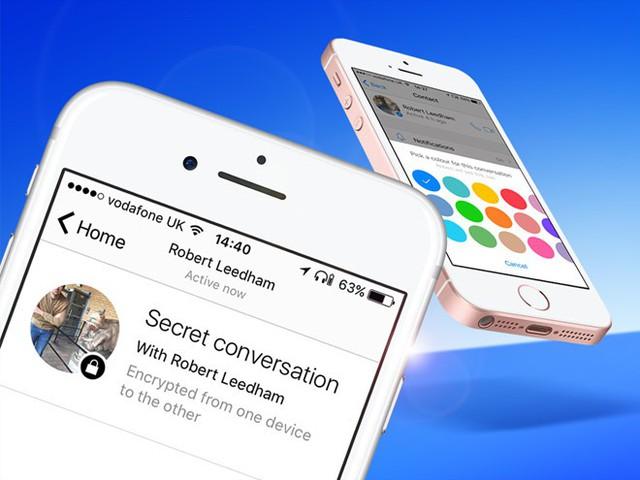 Chat mã hóa trên Facebook Messenger giúp bảo vệ thông tin an toàn hơn.