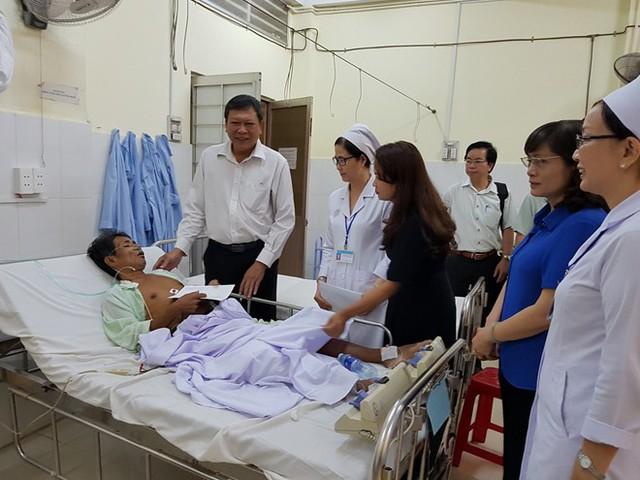 BVĐK tỉnh Vĩnh Long được chuyển giao nhiều kỹ thuật cao để điều trị cho người bệnh.