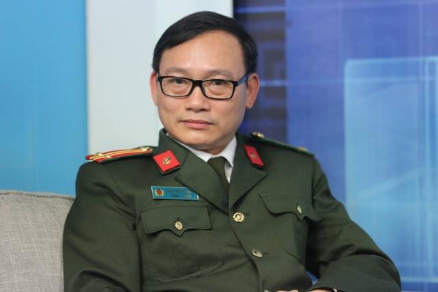 Trung tá Đào Trung Hiếu từng điều tra, giải quyết nhiều vụ trọng án khi còn công tác tại Phòng Cảnh sát Hình sự - Công an TP Hà Nội.