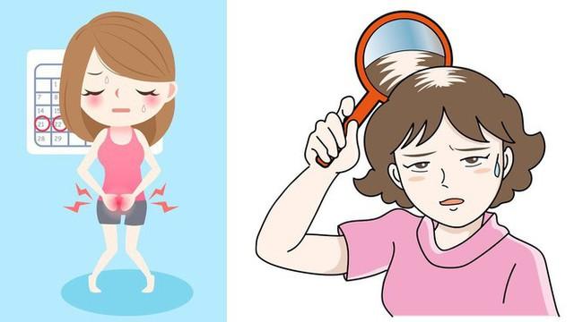 Estrogen cao có thể làm tăng nguy cơ cao huyết áp, u nang buồng trứng, lạc nội mạc tử cung, trầm cảm, triệu chứng tiền kinh nguyệt và ung thư vú, buồng trứng, tử cung...