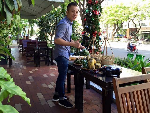 """Nguyễn Minh Khoa - Chàng trai Nha Trang thành công từ ý tưởng """"gánh hàng rong"""""""