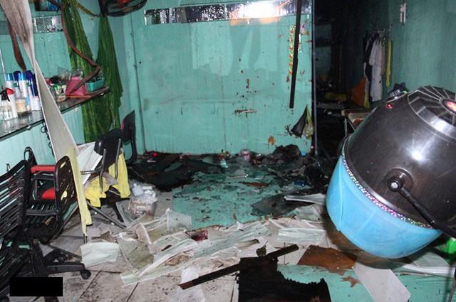 Nhiều tài sản của người dân bị cháy sau vụ hỏa hoạn cuối năm. Ảnh: Thuận Lâm.