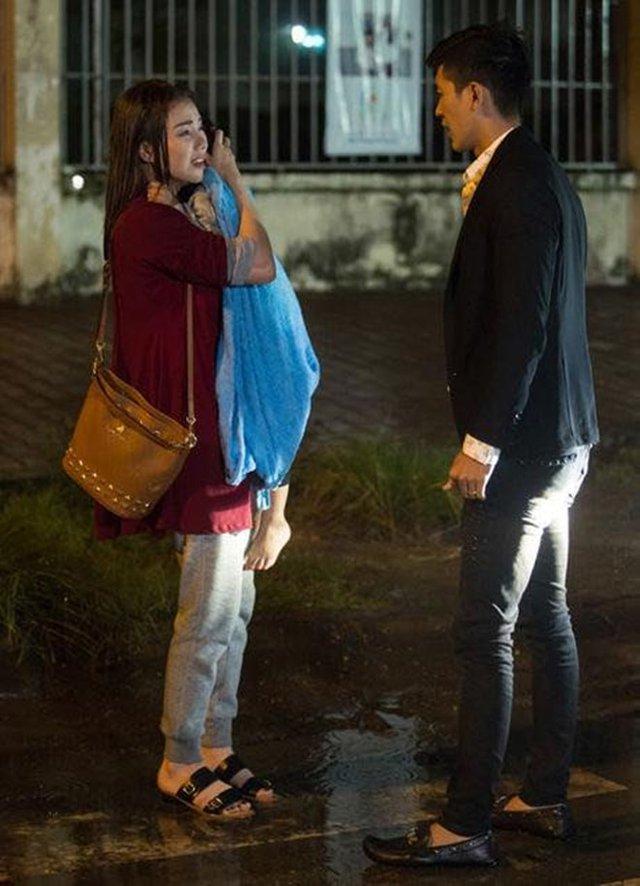 Gần đấy nhất, Cao Lân Viên xuất hiện trong phim ngắn của Trà Ngọc Hằng.