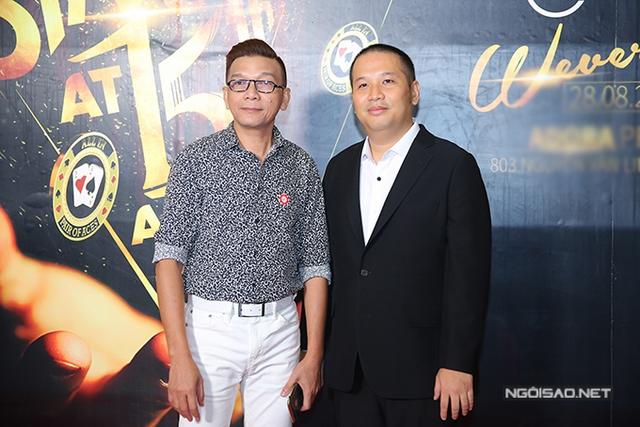 Nhạc sĩ Thái Thịnh.
