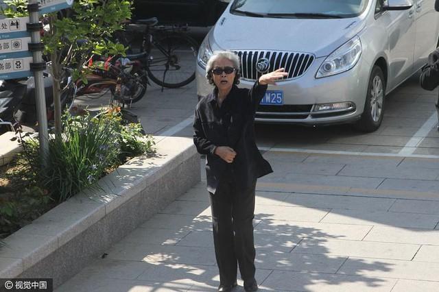 Nữ diễn viên gạo cội Lữ Trung.