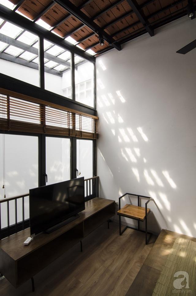 Điểm chung của các phòng là luôn ngập tràn ánh sáng tự nhiên.