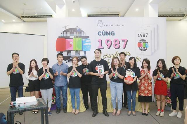 Bút ký 1987 là dự án sách cho nhà báo Nick M làm chủ biên với sự góp mặt của gần 30 tác giả sinh năm 1987. Gần 300 trang sách quy tụ hơn 30 câu chuyện xảy ra tại Việt Nam trong 30 năm qua (1987-2017), qua góc nhìn của những nhân vật sinh năm 1987 - thế hệ cũng vừa bước sang tuổi 30 trong năm 2017 này.