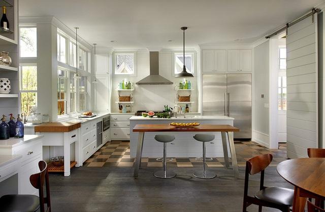13. Ngôi nhà của bạn sẽ trở nên gọn gàng, vừa mắt, tối giản hơn nhờ thiết kế theo phong cách công nghiệp hiện đại.
