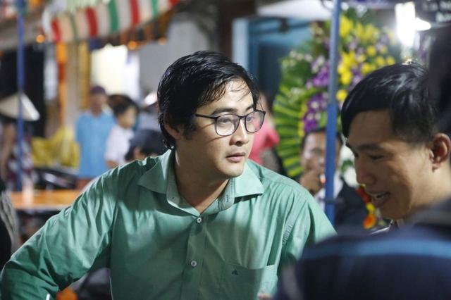 Ngọc Tưởng và nghệ sĩ Khánh Nam từng góp mặt trong các dự án truyền hình. Anh yêu quý đàn anh bởi tính cách hiền lành, dân dã và thương yêu đồng nghiệp.