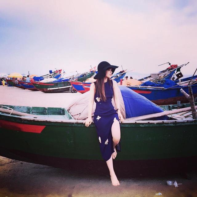 Tấm ảnh khiến nhiều người nhầm lẫn là Hồ Ngọc Hà đang tạo dáng.