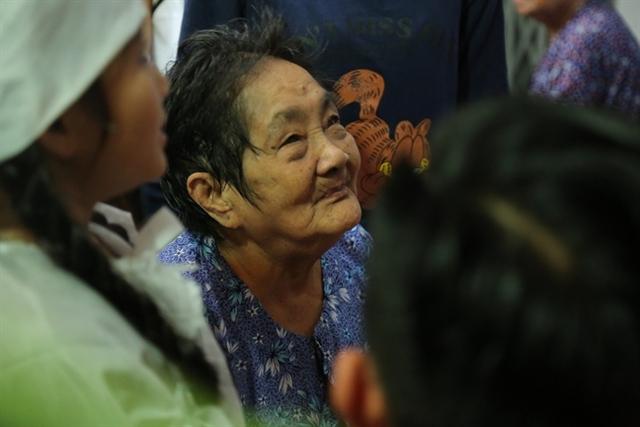 Dù đau lòng nhưng bà Hui vẫn rất tự hào về con trai