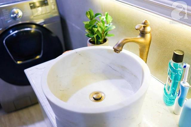 Hệ thống vòi nước bằng đồng