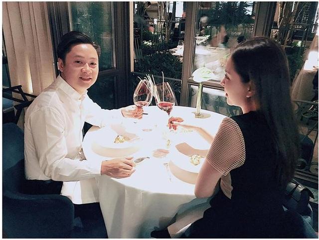 Bữa tối ở khách sạn Mandarin Oriental (Milan), nơi mà bạn phải bỏ ra ít nhất 1000$ để hưởng thụ một đêm.