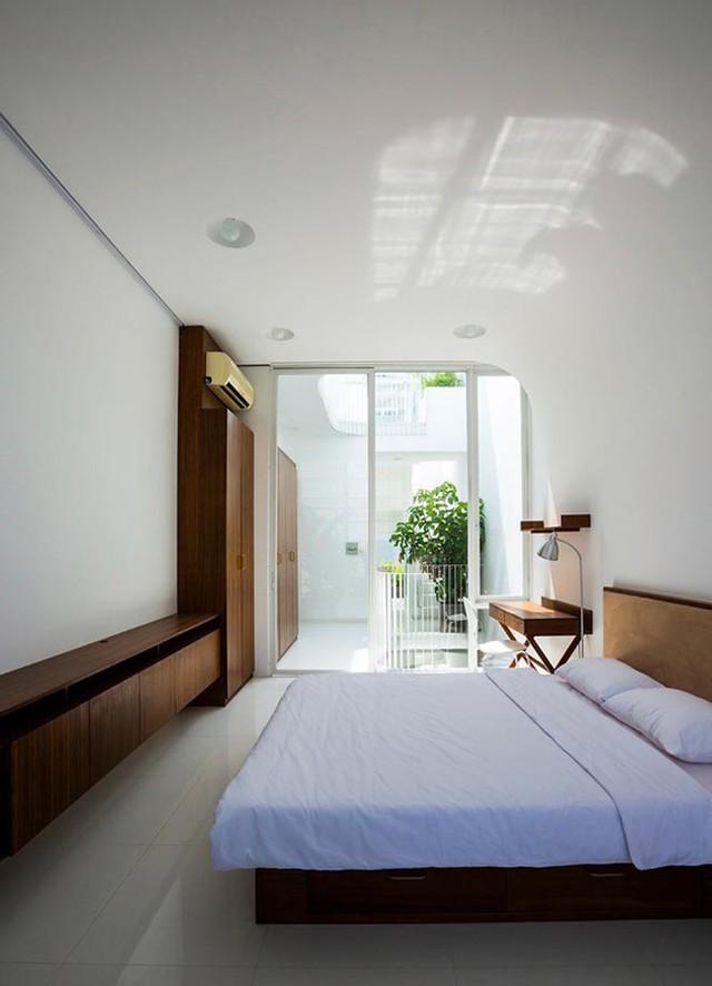 Phòng ngủ khác ở tầng trên.
