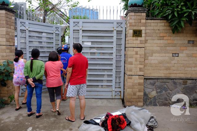 Theo nhiều hàng xóm, gia đình nạn nhân đang chờ được bảo lãnh sang Mỹ sinh sống.