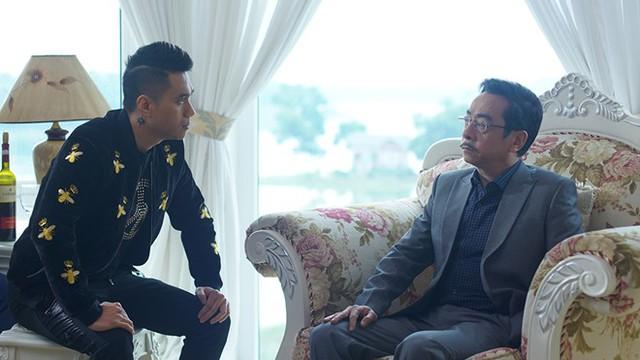 Khán giả hào hứng trông chờ số phận của Phan Hải trong Người phán xử. Ảnh: VTV.