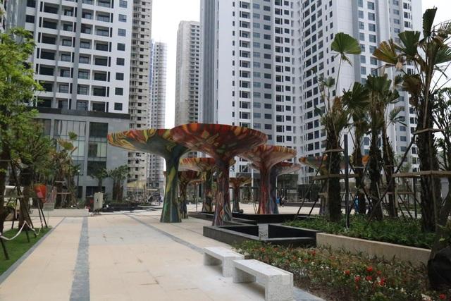 Dự kiến, các căn hộ khu Sapphire sẽ được bàn giao vào cuối năm 2017.