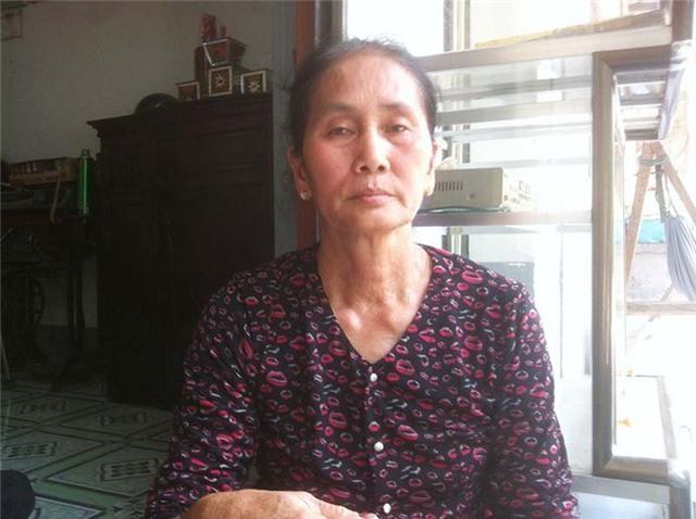 Bà Nguyễn Thị Tua