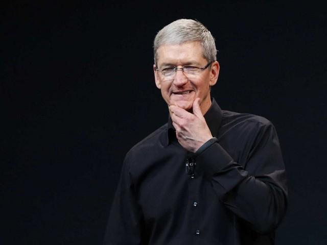 CEO Apple Tim Cook thức dậy lúc 3 giờ 45 phút sáng, bắt đầu ngày mới bằng việc kiểm tra email