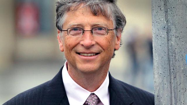 Bill Gates là một trong những tỷ phú thành công không cần bằng cấp