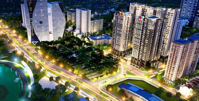 Việt Đức Complex- dự án vàng của điểm nóng bất động sản Lê Văn Lương