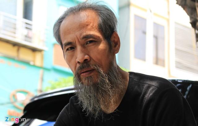 Chu Hùng cảm thấy thanh thản với cuộc sống hiện tại.