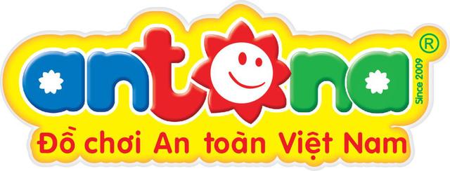 Logo đã được đăng ký nhãn hiệu bản quyền của ANTONA