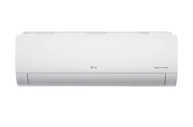 Sử dụng máy nén biến tần Inverter, điều hòa LG Inverter giúp tiết kiệm điện năng tiêu thụ hiệu quả và máy vận hành êm ái
