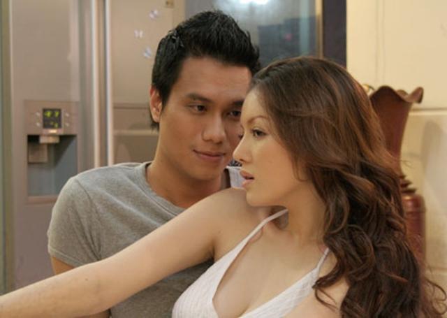 Chuyện phim giả tình thật hư hư thực thực giữa Việt Anh và Lý Nhã Kỳ đã khiến hôn nhân của nam diễn viên tan vỡ.