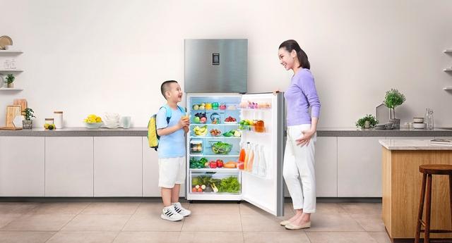 Tủ lạnh TCP nhà Thùy Lâm đang rất được ưa chuộng nhờ vào công nghệ 2 dàn lạnh độc lập