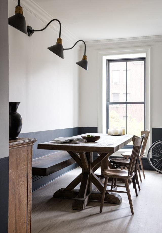 Thiết kế những góc nhỏ làm khu vực ăn uống vẫn luôn là cách làm thông minh nhất đối với mọi căn bếp.