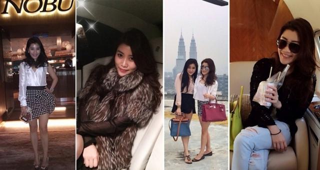 Tiểu thư nhà Vincent Tan còn thành công trong việc gây quỹ trị giá 1,62 triệu USD để phát triển ứng dụng Goxip cho những người yêu thời trang.