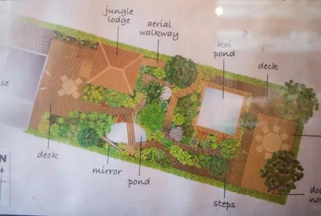 Nick bắt đầu dự án cải tạo khu vườn của mình vào năm 1998 và mở cửa cho mọi người đến tham quan trong khoảng 6 năm gần đây.