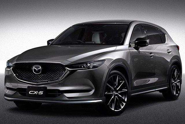 Dù là mẫu crossover bán chạy nhất tại Việt Nam hiện nay, Mazda CX-5 vẫn liên tục được giảm giá.