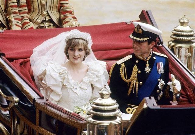 Đám cưới cổ tích của hoàng gia Anh đã không có một cái kết đẹp.
