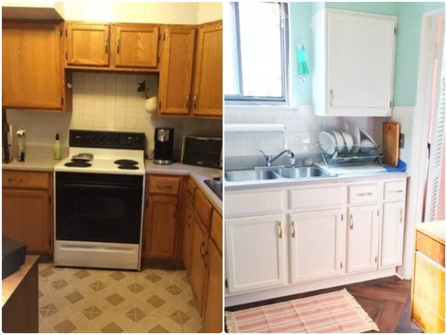 3. Nếu cách quy hoạch bếp đã hợp lý, bạn vẫn thấy chưa thực sự ưng ý khi thấy sự tù túng, tối tăm khi sử dụng bếp. Hãy nhanh chóng thay màu sơn cho bếp. Chọn thêm một phong cách trang trí để làm đẹp xuyên suốt cho không gian thêm đặc biệt và cá tính.