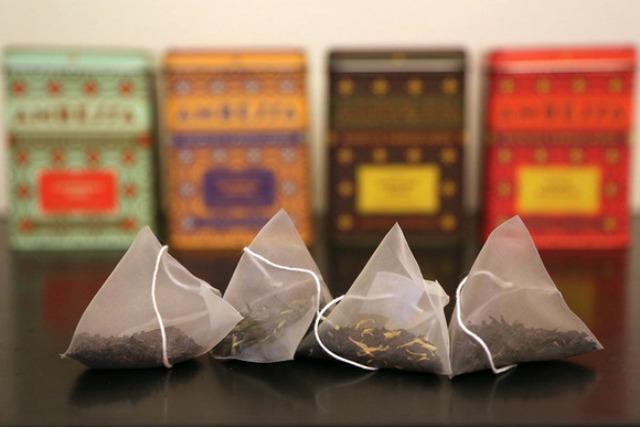 Túi trà có rất nhiều công dụng mà bạn chưa biết tới.