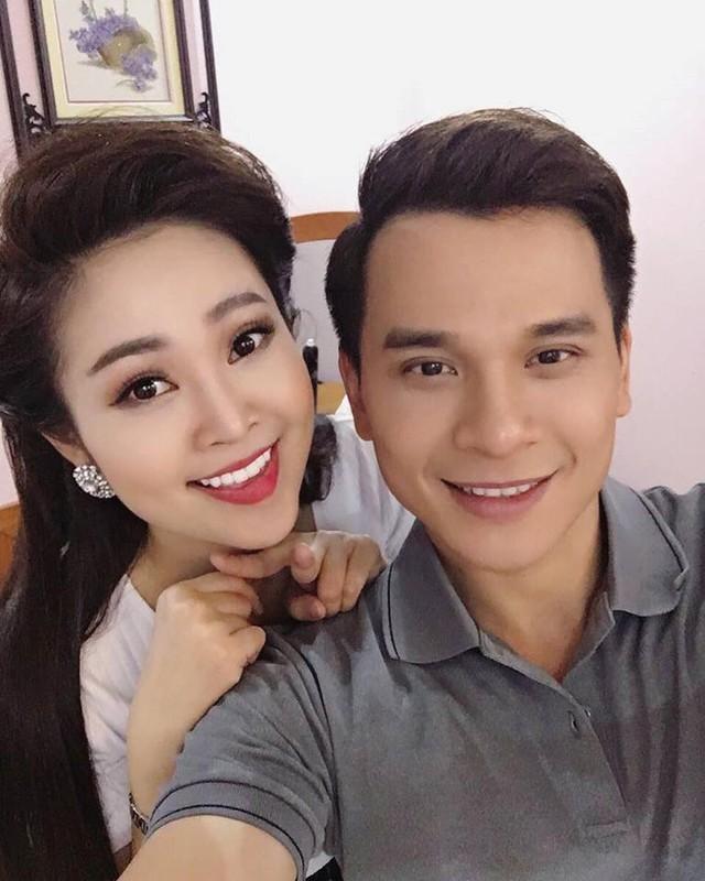 Danh Tùng và Thùy Linh - nữ MC đoạt giải Nụ cười VTV năm 2016 có mối quan hệ thân thiết.