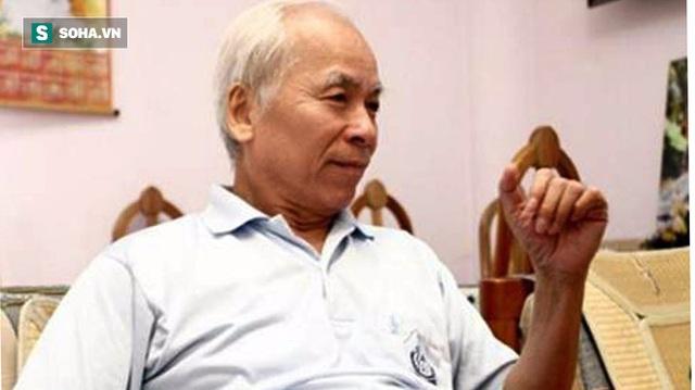 Nguyên Phó Giám đốc Bệnh viện K trung ương PGS Phạm Duy Hiển.
