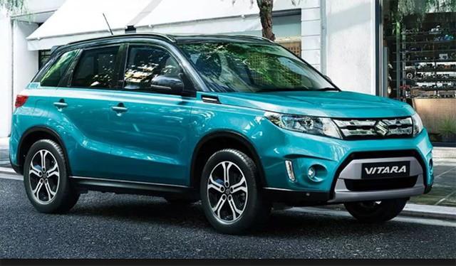 Suzuki Ciaz là một trong những mẫu ô tô ế ẩm nhất thị trường.