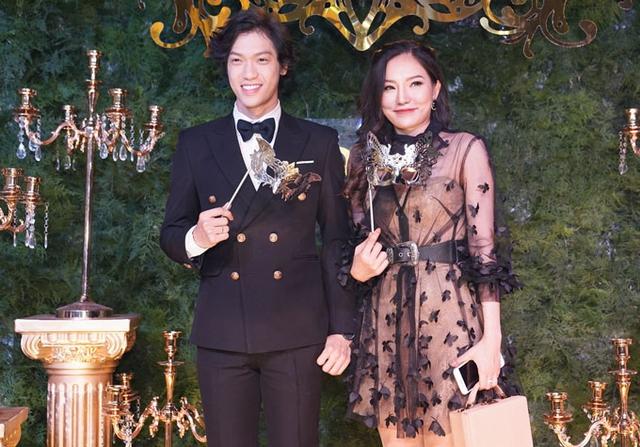 Vợ cũ của Lâm Vinh Hải là Lý Phương Châu hạnh phúc bên người yêu mới - biên đạo Hiền Sến.