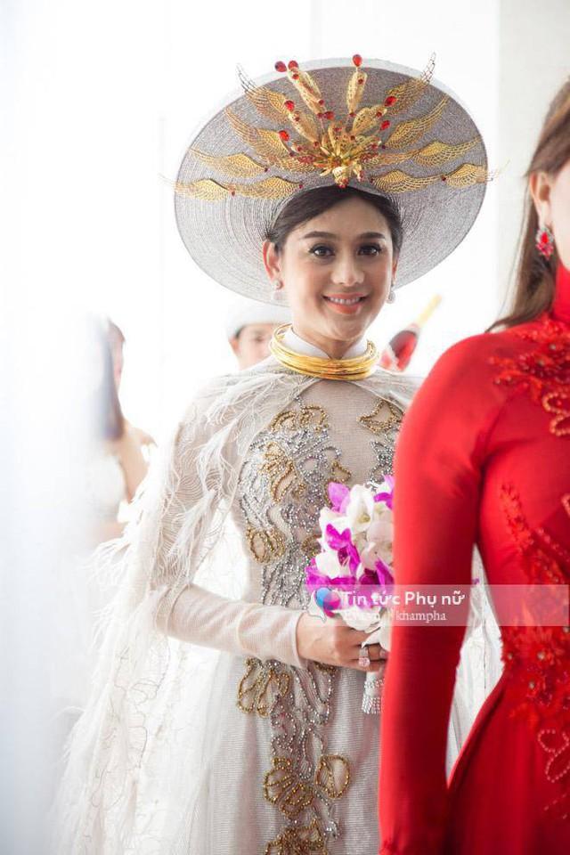 Được trở thành phụ nữ, được tổ chức một đám cưới cổ tích đã là mơ ước từ rất lâu của Lâm Khánh Chi.